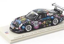 2011 Porsche 997 GT3 Cup n.24 Champion Class B Porsche Carrera by Spark SF070
