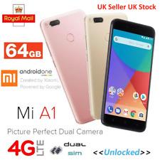 Xiaomi Mi A1 64 Go LTE Dual SIM Débloqué Smartphone Google mobile Android One UK
