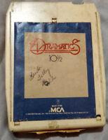 The Dramatics 8-Track 1980 10 1/2 3196 MCA 70s Soul Funk