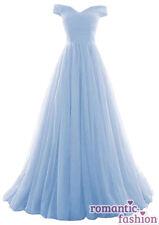 weltweit verkauft neuesten Stil von 2019 beliebte Marke Abendkleid Hellblau Lang günstig kaufen | eBay