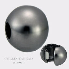 Authentic Pandora Sterling Silver Black Rhodium Sphere Clip 791000BR