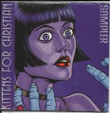 System of a Down producidos Gatitos para Christian video promo Cd Single Sellado