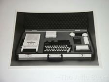 Original Press Advertising Photo ~ Rotronics Sinclair ZX Spectrum Carry Case