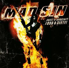 Mad sin -... Sweet & Innocent?... Loud & Dirty! CD (1998) PSYCHOBILLY