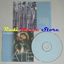CD THE DELGADOS Hate england MANTRA MNT CD1031 lp mc dvd vhs