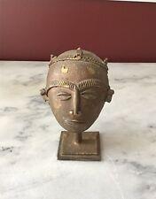 Vintage Brass Figurine