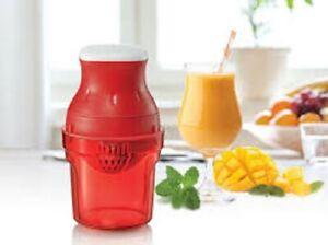 Tupperware Juist Fruit Juicer Extractor 500ml