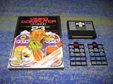 INTERTON 4000 VC 4000 Flipper NR. 23 BIG BOX selten mit Tastenschablonen