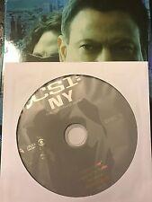 CSI: NY – Season 4, Disc 5 REPLACEMENT DISC (not full season)