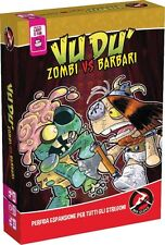 VUDU' -  Zombi VS Barbari espansione gioco da tavolo party game Red Glove ITA