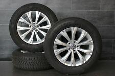 Original VW Tiguan II 5NA 17 Zoll Alufelgen Pirelli Winterreifen 215 65 r17 99H