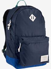 Women's Burton Kettle Backpack 20L 300D Polyester Mood Indigo Blue Flight Satin