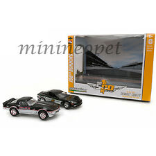 GREENLIGHT 29872 INDIANAPOLIS INDY 500 PACE CARS 1978 & 2008 CHEVY CORVETTE 1/64