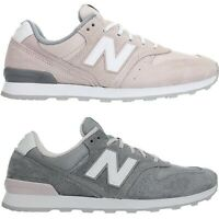 New Balance WR996 Damen low-top Sneakers grau rosa Freizeitschuhe Wildleder NEU