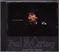 PAUL McCARTNEY and HIS BAND SAYONARA PAUL CD 17 TRACKS BEATLES