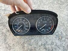 BMW E92 E93 335i 07-10 N54 instrument cluster speedometer gauge gauges 9220987
