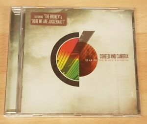 COHEED AND CAMBRIA 'YEAR OF THE BLACK RAINBOW' - CD ALBUM