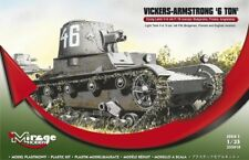Mirage 355010,1/35 VICKERS-ARMSTRONG '6 ton' Mk F/B Light Tank (BULG, SCALE 1/35