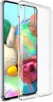 Housse Coque Gel TPU Silicone Souple Transparent Pour Samsung Galaxy A51