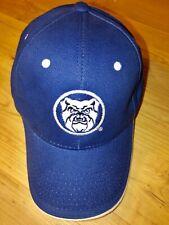 Butler University Bulldogs Adjustable Blue Baseball Cap Hat Signatures