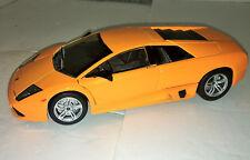 1/18 Diecast Maisto Orange Lamborghine Murcielago LP640 Metal Sports Car Model