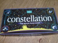 Constellation Board Game by Green Board Game Co. 2002 COMPLETE  Space Race