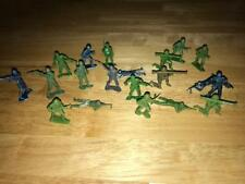 Lot of 20  MPC Toy Soldiers.