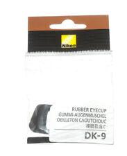 Nikon Augenmuschel DK-9 für F80 F60 Pronea rubber eyecup  (NEU/OVP)