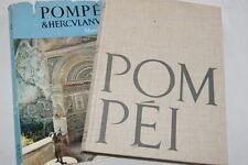 POMPEI ET HERCULANUM-MARCEL BRION 1960 ILLUSTRE ANTIQUITE ROMAINE