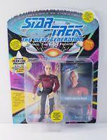 Playmates Star Trek TNG Captain Jean-Luc Picard Action Figure Vintage (20603)