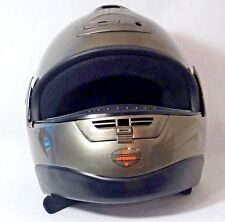 ZEUS Modular Motorcycle Snowmobile Flip Up Helmet DOT
