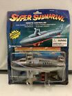 Vintage Super Submarine With Wired Remote Control Dives & Resurfaces New