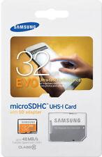 Schede di memoria Samsung per fotocamere e videocamere
