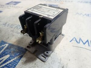 GE Contactor CR353AB2AA1 25 amp 2 Pole 120V Coil 55-B31A
