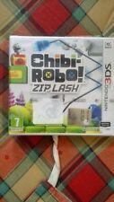 Chibi Robo Zip Lash 3DS  SIGILLATO ITALIANO