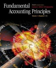 Fundamental Accounting Principles Volume 1, ch. 1-13, with FAP (16th Edition)