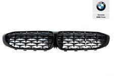 Genuine BMW M Performance G20 3 Series Kidney Grille Diamond Slats M340i Style
