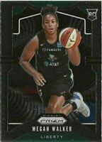 K1) 2020 Panini Prizm WNBA Megan Walker Rookie RC New York Liberty