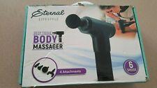 Eternal Lifestyle Deep Tissue Body Massager 6-Speeds
