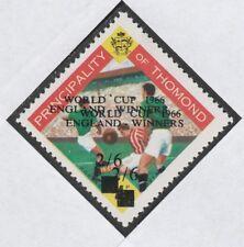 Ireland - Thomond 4013 -1966 FOOTBALL with ENGLAND WINNERS OPT DOUBLED u/m