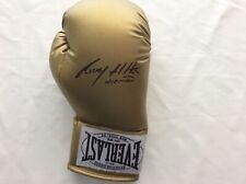 Ricky Hatton Hand Signed Everlast  Boxing Glove Proof Coa