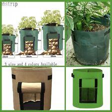 Natural Plant Growth Bag Home Garden Vegetable Greenhouse Moisturising Pot