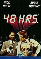 48 HOURS (DVD 2002) - Nick Nolte, Eddie Murphy - R18+ DVD Region 4