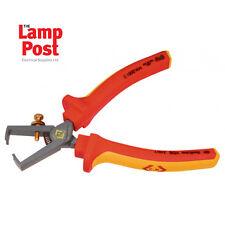 """CK Tools 431012 Redline 1000v-VDE 160mm 6"""" cable de alambre Strippers Stripper"""