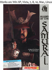 Sword of the Samurai PC Mac Linux Game