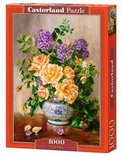 """Castorland Puzzle 1000 Pieces - FLORAL - 27x18.5"""" Sealed box C-103928"""