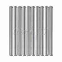 10 Pcs Durable Replacement 3.17mm Shaft for 2212 Brushless Outrunner Motor