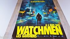 WATCHMEN les gardiens   ! affiche cinema bd comics dc marvel