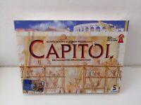 Capitol von Schmidt Spiele in OVP Nom. Spiel des Jahres 2001 Gesellschafts Brett