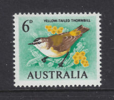 6d Yellow Tailed Thornbill Helicon Paper Muh .
